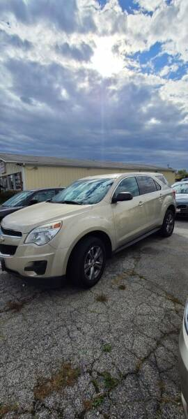 2012 Chevrolet Equinox LS 4dr SUV - South Chicago Heights IL