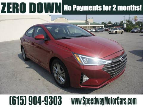 2020 Hyundai Elantra for sale at Speedway Motors in Murfreesboro TN