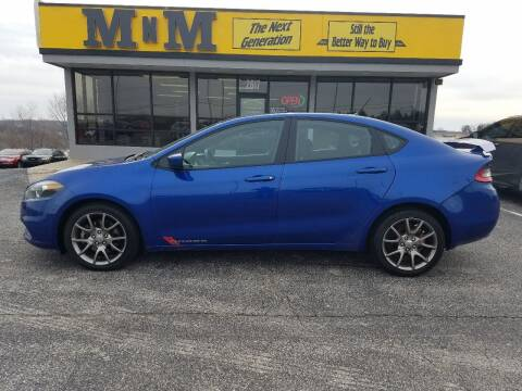 2014 Dodge Dart for sale at MnM The Next Generation in Jefferson City MO
