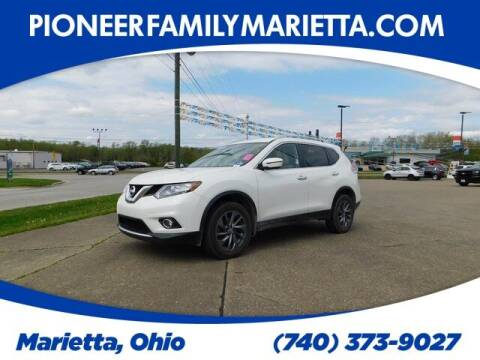 2016 Nissan Rogue for sale at Pioneer Family preowned autos in Williamstown WV