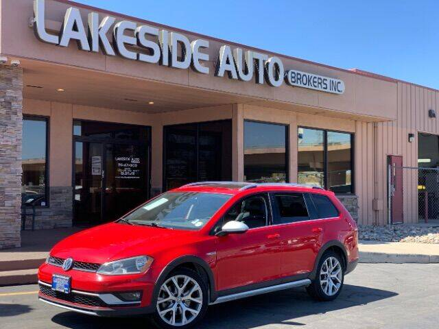 2017 Volkswagen Golf Alltrack for sale at Lakeside Auto Brokers in Colorado Springs CO
