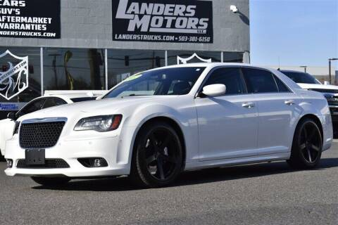 2012 Chrysler 300 for sale at Landers Motors in Gresham OR