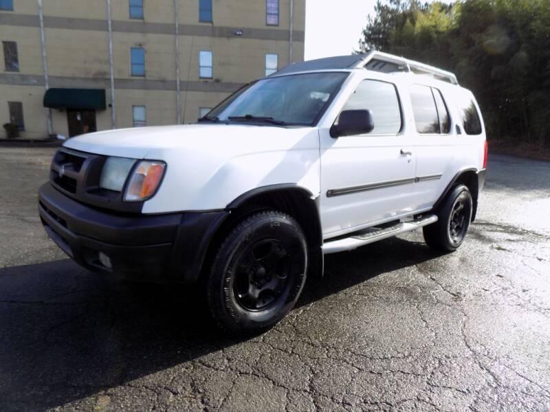 2001 Nissan Xterra for sale at S.S. Motors LLC in Dallas GA