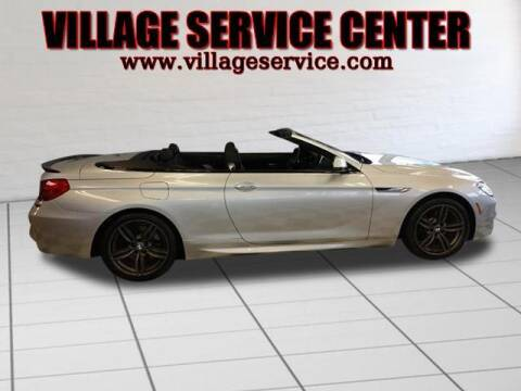 2014 BMW 6 Series for sale at VILLAGE SERVICE CENTER in Penns Creek PA