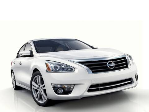 2015 Nissan Altima for sale at BARRYS Auto Group Inc in Newport RI
