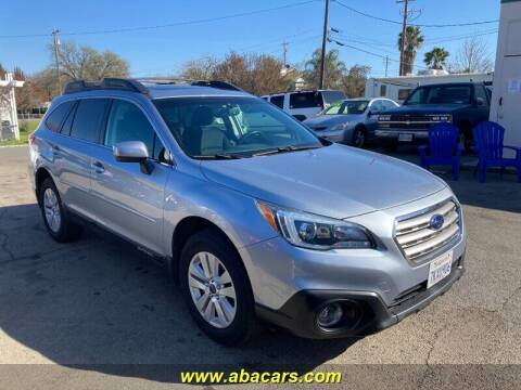 2015 Subaru Outback for sale at About New Auto Sales in Lincoln CA