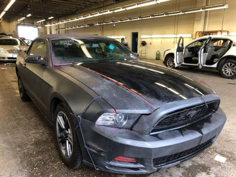 2014 Ford Mustang for sale at LUXURY IMPORTS AUTO SALES INC in North Branch MN
