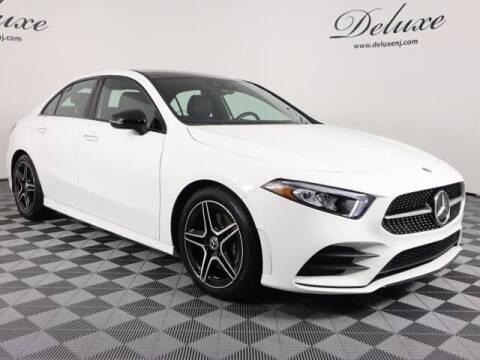 2019 Mercedes-Benz A-Class for sale at DeluxeNJ.com in Linden NJ
