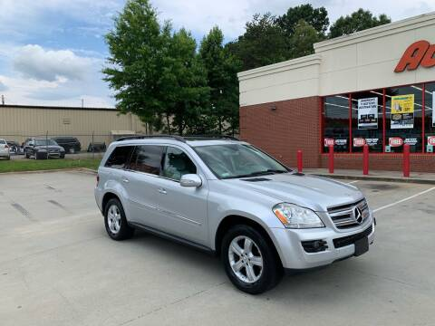 2008 Mercedes-Benz GL-Class for sale at EMH Imports LLC in Monroe NC