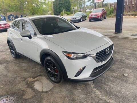 2017 Mazda CX-3 for sale at AutoStar Norcross in Norcross GA
