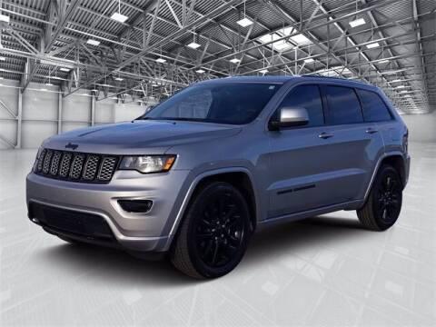 2017 Jeep Grand Cherokee for sale at Camelback Volkswagen Subaru in Phoenix AZ