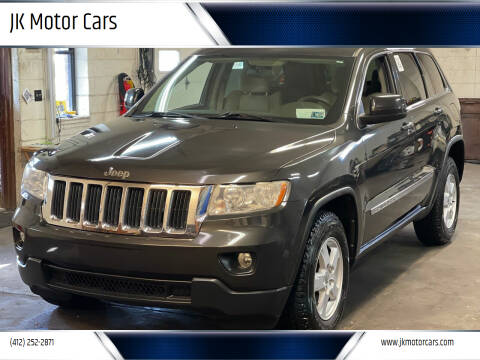 2011 Jeep Grand Cherokee for sale at JK Motor Cars in Pittsburgh PA