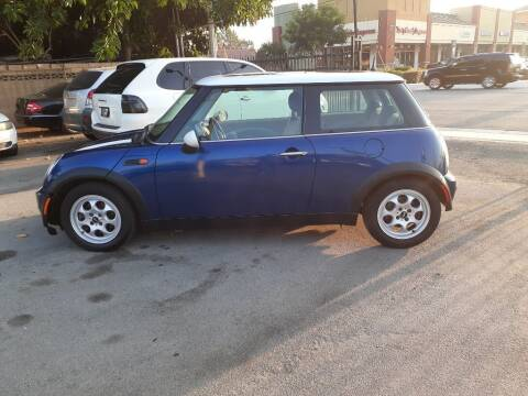 2004 MINI Cooper for sale at RN AUTO GROUP in San Bernardino CA