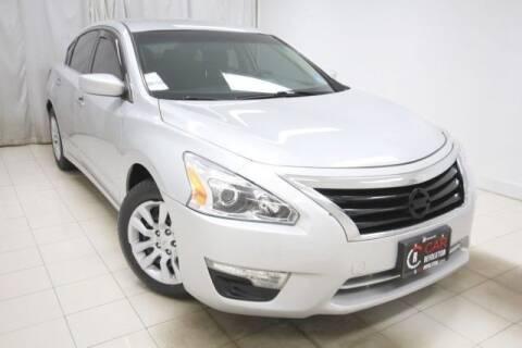 2015 Nissan Altima for sale at EMG AUTO SALES in Avenel NJ