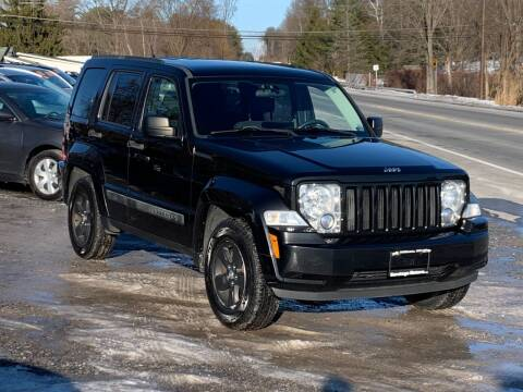 2011 Jeep Liberty for sale at Saratoga Motors in Gansevoort NY