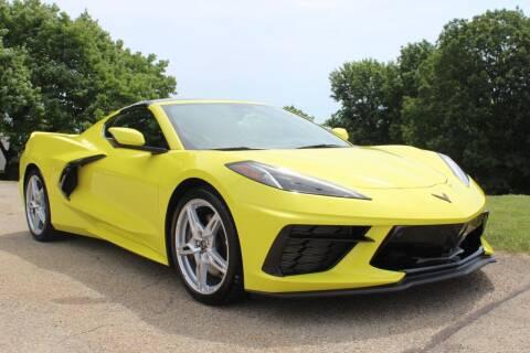 2020 Chevrolet Corvette for sale at Harrison Auto Sales in Irwin PA