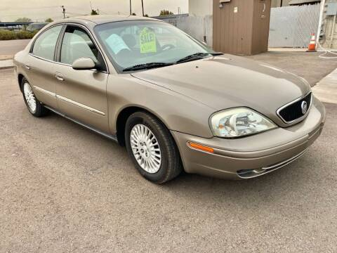 2002 Mercury Sable for sale at Mesa AZ Auto Sales in Apache Junction AZ