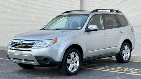 2009 Subaru Forester for sale at Carland Auto Sales INC. in Portsmouth VA