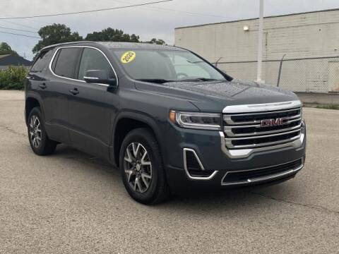2020 GMC Acadia for sale at Betten Baker Preowned Center in Twin Lake MI