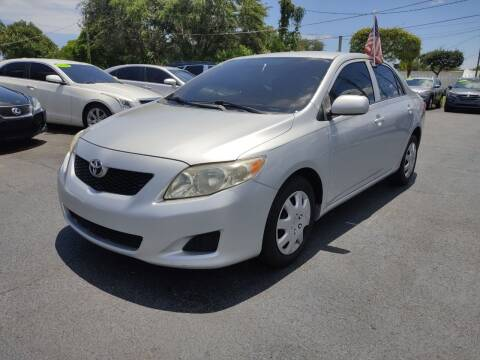 2009 Toyota Corolla for sale at Bargain Auto Sales in West Palm Beach FL