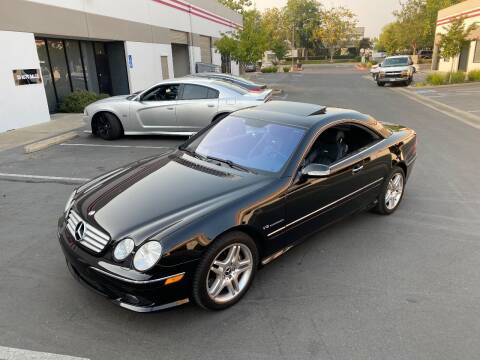 2005 Mercedes-Benz CL-Class for sale at 3D Auto Sales in Rocklin CA