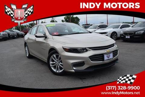 2016 Chevrolet Malibu for sale at Indy Motors Inc in Indianapolis IN