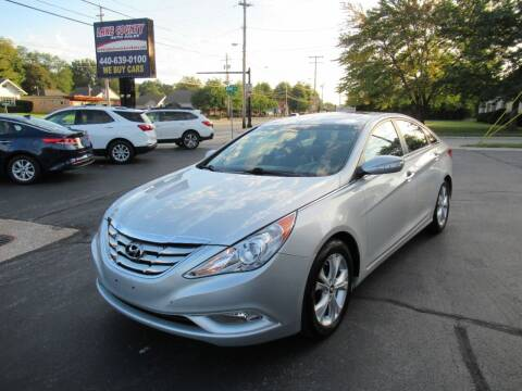 2011 Hyundai Sonata for sale at Lake County Auto Sales in Painesville OH