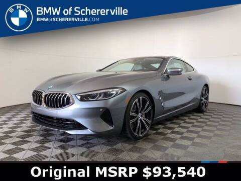 2020 BMW 8 Series for sale at BMW of Schererville in Shererville IN