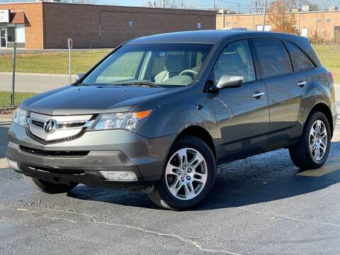 2008 Acura MDX for sale at Schaumburg Motor Cars in Schaumburg IL