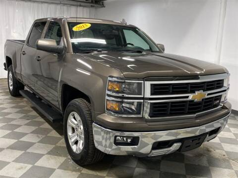 2015 Chevrolet Silverado 1500 for sale at Mr. Car City in Brentwood MD