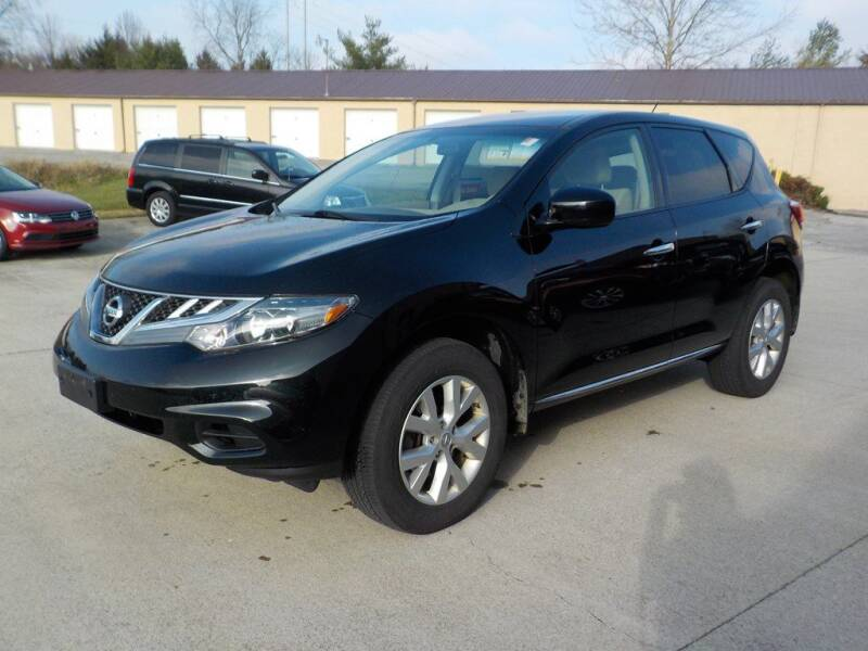 2014 Nissan Murano for sale at Automotive Locator- Auto Sales in Groveport OH