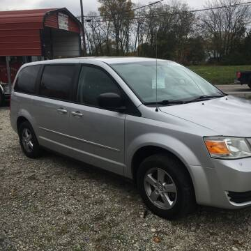 2010 Dodge Grand Caravan for sale at Simon Automotive in East Palestine OH