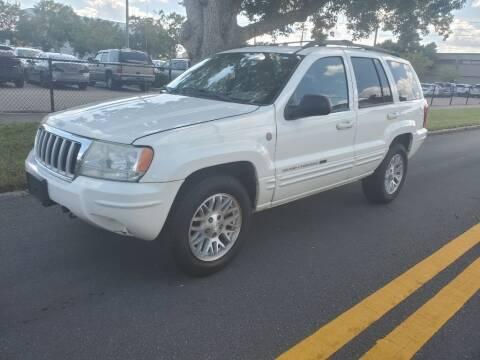 2004 Jeep Grand Cherokee for sale at Carlando in Lakeland FL