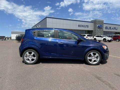 2014 Chevrolet Sonic for sale at Schulte Subaru in Sioux Falls SD