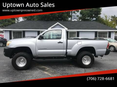 2007 Toyota Tacoma for sale at Uptown Auto Sales in Rome GA