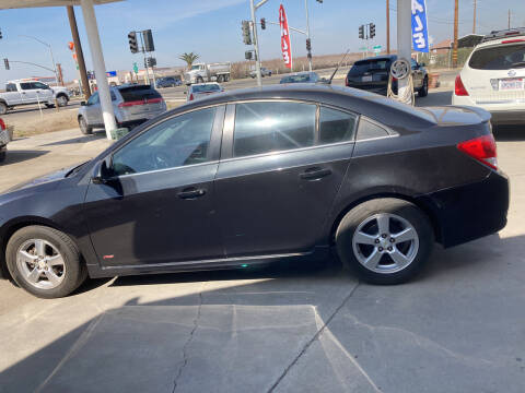 2011 Chevrolet Cruze for sale at CONTINENTAL AUTO EXCHANGE in Lemoore CA