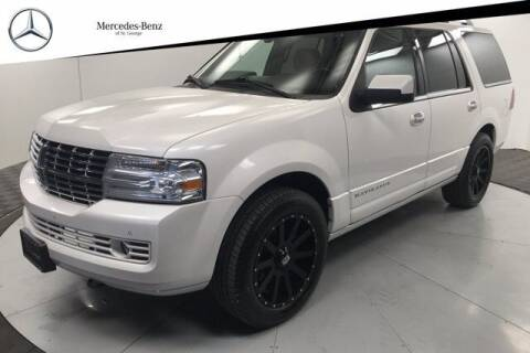 2012 Lincoln Navigator for sale at Stephen Wade Pre-Owned Supercenter in Saint George UT