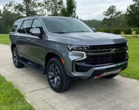 2021 Chevrolet Tahoe for sale at Tim Short Auto Mall in Corbin KY