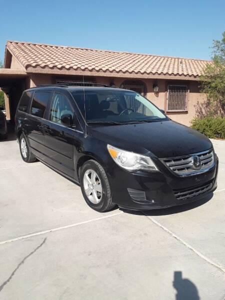 2009 Volkswagen Routan for sale at HAVANA AUTO SALES in Las Vegas NV