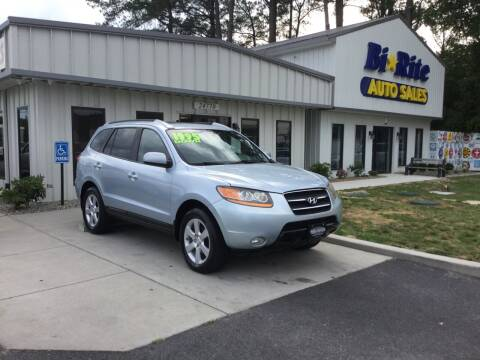 2008 Hyundai Santa Fe for sale at Bi Rite Auto Sales in Seaford DE