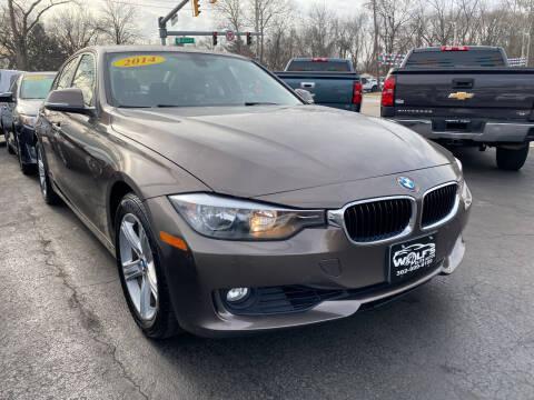 2014 BMW 3 Series for sale at WOLF'S ELITE AUTOS in Wilmington DE