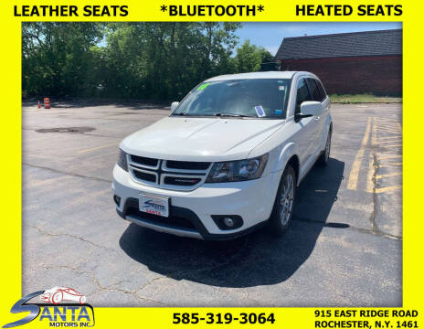2018 Dodge Journey for sale at Santa Motors Inc in Rochester NY