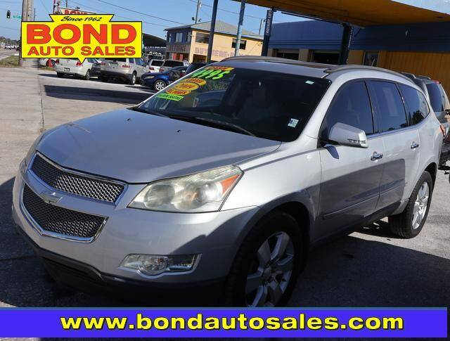 2009 Chevrolet Traverse for sale at Bond Auto Sales in St Petersburg FL