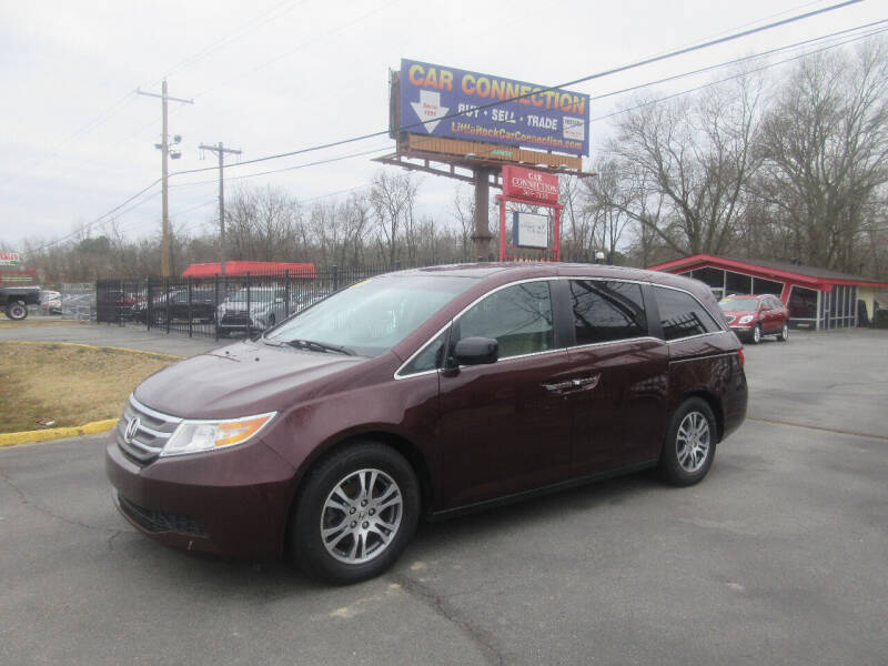 2012 Honda Odyssey for sale at Car Connection in Little Rock AR