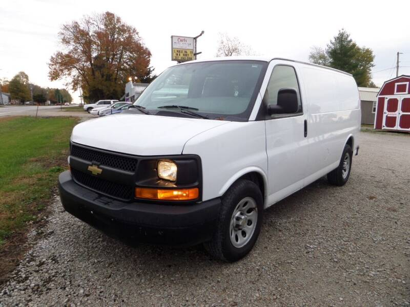 2014 Chevrolet Express Cargo for sale at CARL'S AUTO SALES in Boody IL