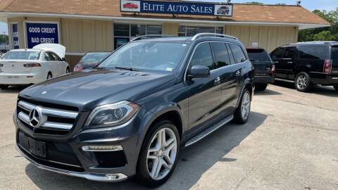 2013 Mercedes-Benz GL-Class for sale at Elite Auto Sales in Portsmouth VA