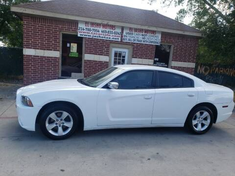 2011 Dodge Charger for sale at El Jasho Motors in Grand Prairie TX