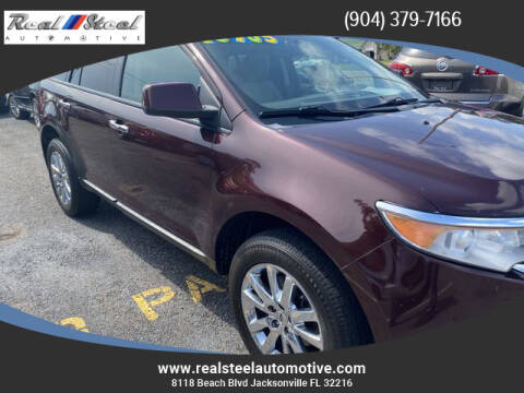 2011 Ford Edge for sale at Real Steel Automotive in Jacksonville FL