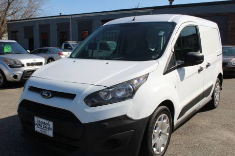 2016 Ford Transit Connect Cargo for sale at Grasso's Auto Sales in Providence RI
