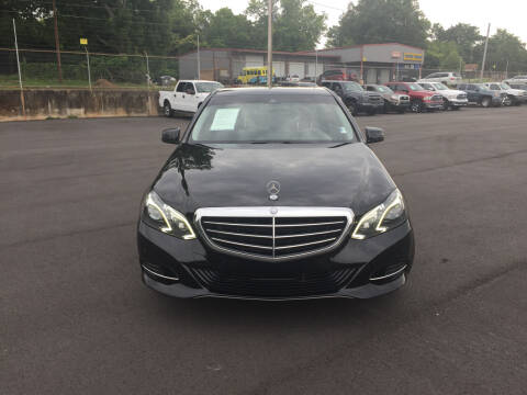 2014 Mercedes-Benz E-Class for sale at Beckham's Used Cars in Milledgeville GA